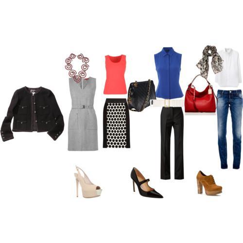 ג'ינסים, שמלות, ונעליים לחורף 2013